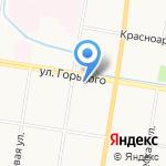 Artist`s style на карте Благовещенска