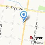 Эконом Промо на карте Благовещенска