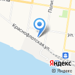 Морской государственный университет им. адмирала Г.И. Невельского на карте Благовещенска