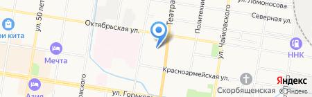 Ветеран на карте Благовещенска
