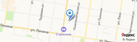 АРАКС на карте Благовещенска