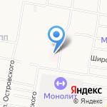 Амурский областной противотуберкулезный диспансер на карте Благовещенска