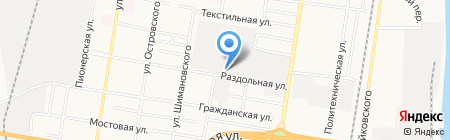 ЭЛЕКТРИКИ на карте Благовещенска