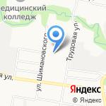 Компания по грузоперевозкам и ремонту корейских грузовиков на карте Благовещенска