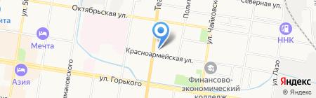 IslandDVD на карте Благовещенска
