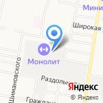 Авто-28 на карте Благовещенска
