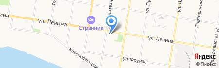 Александр на карте Благовещенска