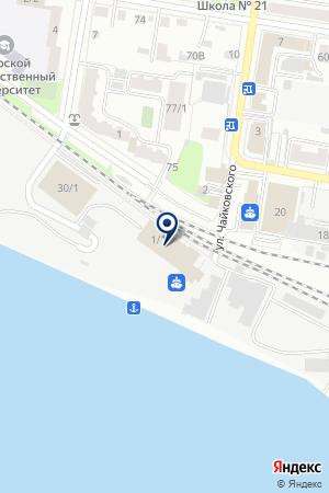 ТФ ЛЮ ЧЖАН на карте Благовещенска