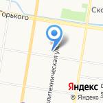 Современная гуманитарная академия на карте Благовещенска