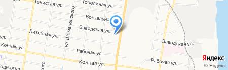 Express kosa на карте Благовещенска
