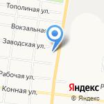 Amur.net на карте Благовещенска