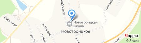 Фельдшерско-акушерский пункт на карте Белогорья
