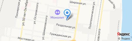 СИТИ-ДРИНК на карте Благовещенска