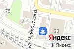 Схема проезда до компании АМУРАССО в Благовещенске
