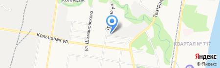 Автоматик-Сервис на карте Благовещенска