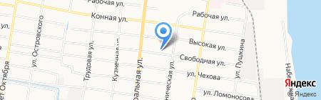 Торгово-монтажная компания на карте Благовещенска