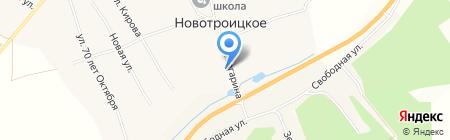 Ахтамар на карте Белогорья
