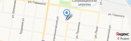 Стройтехресурс на карте Благовещенска