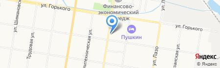 VIP-БАР на карте Благовещенска