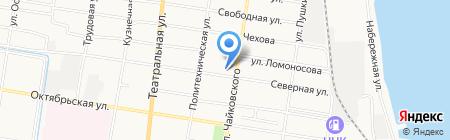 YAMAHA на карте Благовещенска