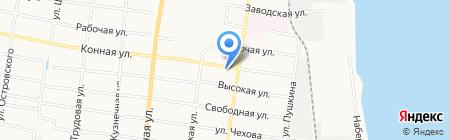 Avto-Lab на карте Благовещенска