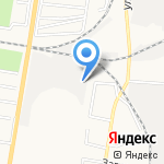 ДВ Развоз на карте Благовещенска