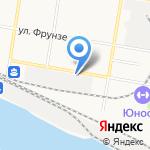 АвтоСТОлица на карте Благовещенска