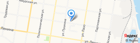 Prazdnik28 на карте Благовещенска