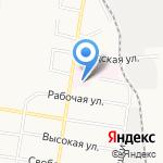 Главное бюро медико-социальной экспертизы по Амурской области на карте Благовещенска