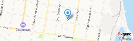 EmGoldex на карте Благовещенска