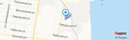 Max на карте Благовещенска