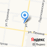 Продуктовый магазин на карте Благовещенска