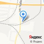 Авто Люкс Сервис на карте Благовещенска