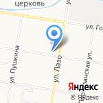 Административный участок №15 на карте Благовещенска