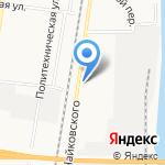 Cheykovskiy на карте Благовещенска
