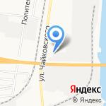 Центр Обучения Вождению на карте Благовещенска