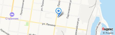 Учебно-консультационный пункт на карте Благовещенска