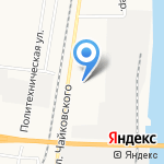 Художник на карте Благовещенска