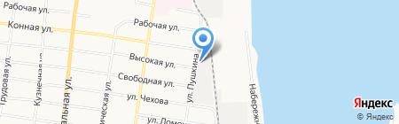Поиск автотрейд на карте Благовещенска