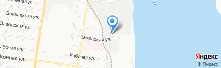 Зейская крепость на карте Благовещенска