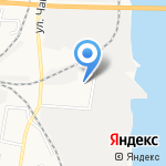 Детский сад №14 на карте Благовещенска