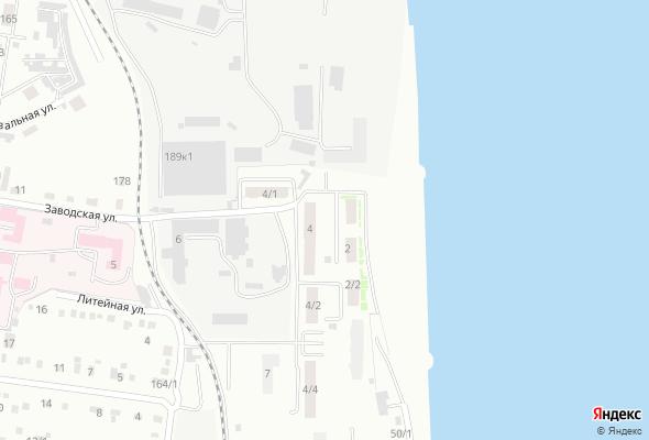 жилой комплекс Лазурный берег