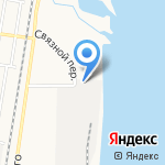 Фабрика мёда на карте Благовещенска