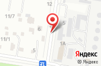 Схема проезда до компании Амурский центр развития малоэтажного и коттеджного строительства в Благовещенске