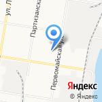 Консультационный центр по защите прав потребителей на карте Благовещенска