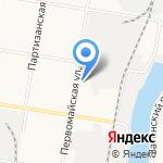 Следственное управление Следственного комитета РФ по Амурской области на карте Благовещенска
