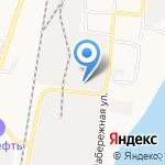 Амурская областная организация Всероссийского общества слепых на карте Благовещенска