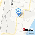 Амурский кузнечный двор на карте Благовещенска