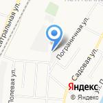 Интергрупп-Благовещенск на карте Благовещенска
