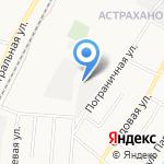 Центр запчастей на карте Благовещенска